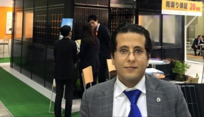 براءات اختراع لباحث يمني في مجال الطاقة الشمسية