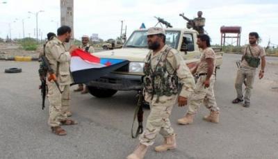 """قوات """"الحزام الأمني"""" في عدن تُجبر أسرة على ترك منزلها لشقيق أحد قياداتها"""