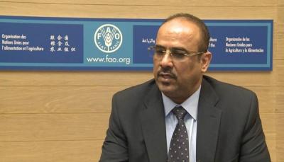 وزير الداخلية يوجه أمن تعز بكشف حيثيات وملابسات عملية اغتيال موظف الصليب الأحمر