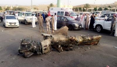 الحوثيون يعلنون شن غارات بطائرات مسيرة على مطار أبها السعودي