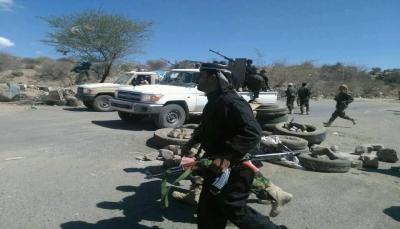 أول مواجهة بين الحزام الأمني المدعوم إماراتيا وقوات الأمن بالضالع