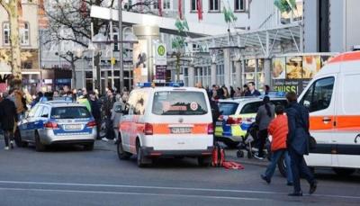 ألمانيا: سيارة تدهس حشدا بمدينة مونستر وسقوط عدد من القتلى