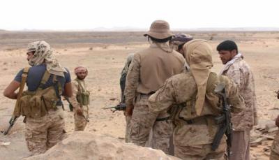 """قوات الجيش تخوض معارك بالقرب من المجمع الحكومي في """"الملاحيط"""" بصعدة"""