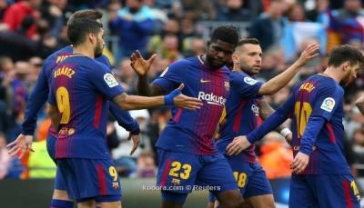 برشلونة ويوفنتوس أمام فرصة للثأر في كأس الأبطال