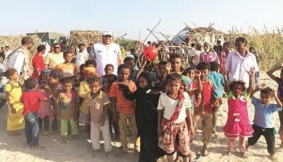 صحيفة ترافق «الهلال الأحمر الكويتي» وتكشف الجهود التي يبذلها لإغاثة اليمنيين