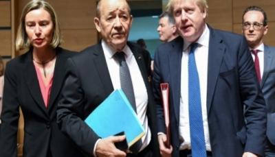 الاتحاد الاوروبي يحاول احتواء انقساماته بعد الضربات الغربية في سوريا