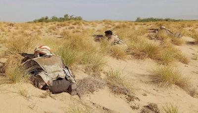 قوات الجيش تحرر ثلاثة مواقع جديدة في برط العنان بالجوف