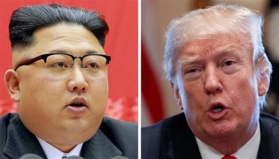 ترامب يكشف: خمسة أماكن قيد الدرس للقائي مع زعيم كوريا الشمالية