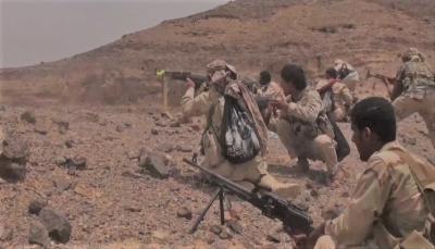 قوات الجيش تسيطر على موقعين في جبهة قانية بين مأرب والبيضاء