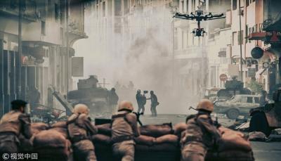 فيلم صيني يحكي عملية إجلاء المواطنين الصينيين من اليمن مع بدء الحرب