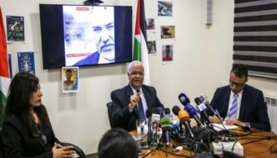 الفلسطينيون يبدأون تحركا في الامم المتحدة للمطالبة بتوفير حماية دولية للشعب