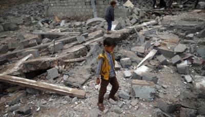 منظمة سام: وثقنا 500 انتهاك للقانون الدولي الإنساني باليمن الشهر الماضي