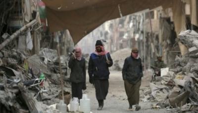 العثور على عشرات الجثث داخل مقبرة جماعية في الرقة السورية