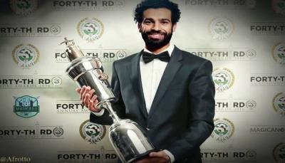 رسمياً .. محمد صلاح يتوج بجائزة لاعب العام في الدوري الإنجليزي