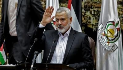 هنية يعلن رفض حماس لما سيصدر عن اجتماع المجلس الوطني الفلسطيني