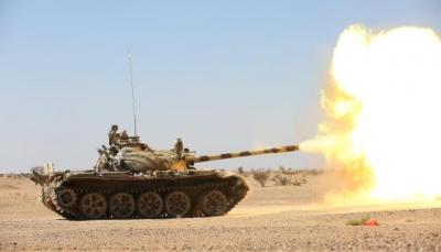 """قوات الجيش تسيطر على مركز مديرية """"موزع"""" غرب مدينة تعز"""