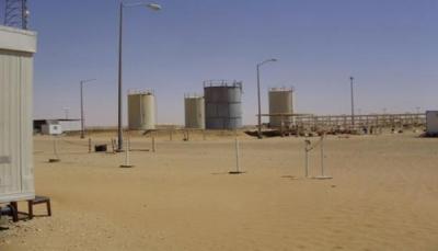 وزارة النفط تعلن بدء الإنتاج من حقول العقلة بمحافظة شبوة