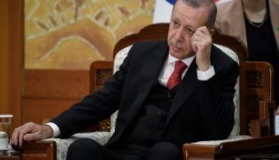 اردوغان يتوعد بعمليات عسكرية جديدة عبر حدود تركيا