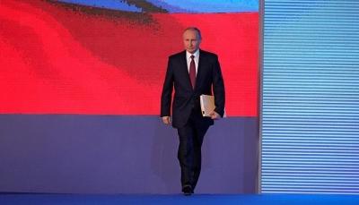 بوتين يؤدي اليمين الدستورية رئيسًا لروسيا لولاية رابعة