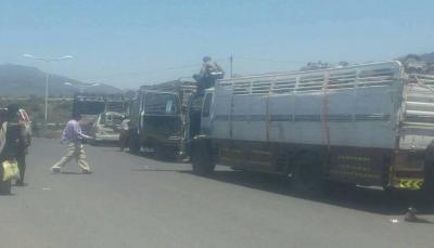 سلطات إب الشرعية تباشر مهامها في المحافظة عبر بوابة الغاز المنزلي