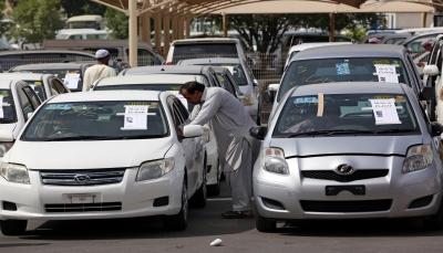 رويترز: بيع السيارات اليابانية المستعملة تجارة مربحة في اليمن