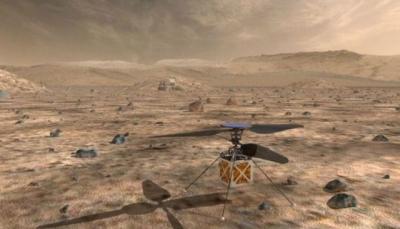 """لماذا تعتزم ناسا إرسال طائرة """"هليكوبتر"""" إلى المريخ؟"""