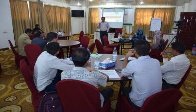 إختتام الورشة التدريبية الخاصة ببناء قدرات الإعلاميين في قضايا التغيّر المناخي بصنعاء