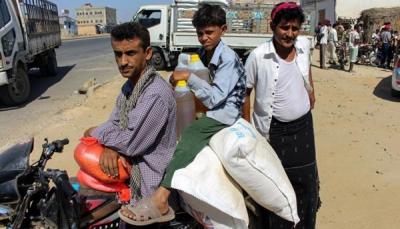 """نازحون يمنيون.. من """"رمضاء"""" الحديدة إلى """"نار"""" صنعاء"""