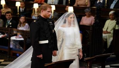 """زواج الأمير البريطاني """"هاري"""" والممثلة الأمريكية """"ميغان ماركل"""""""
