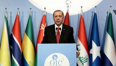 أردوغان: واشنطن مسؤولة بالدرجة الأولى عن قرارها الاستفزازي بشأن القدس
