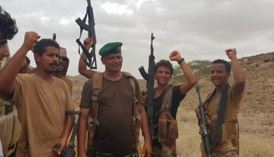 """قوات الجيش تحرر سلسلة جبال النار وتحاصر الحوثيين في """"مدينة حرض"""" من عدة اتجاهات"""