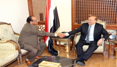 الرئيس يعين اللواء الركن ناصر النوبة قائدا للشرطة العسكرية العامة وفرعها بعدن