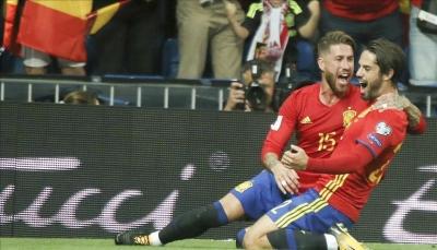 إنييستا وراموس وإيسكو يقودون إسبانيا بمونديال روسيا