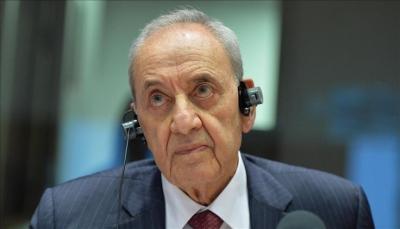نبيه بري: لبنان سيغرق مثل تيتانيك إذا لم تتشكل حكومة
