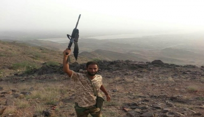 مقتل قائد عسكري  بالجيش في معارك ضد الحوثيين شرقي حرض