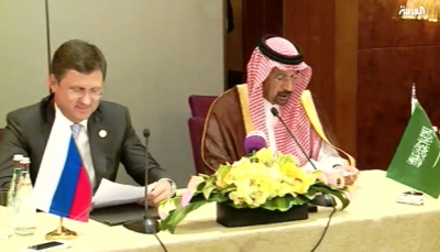 السعودية وروسيا تشيران الى امكانية زيادة انتاج النفط