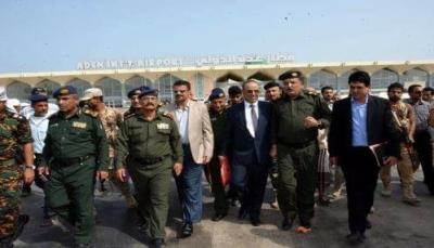 بعد أيام من مهاجمتها.. الوزير الميسري يزور الإمارات لمناقشة الترتيبات الأمنية