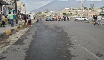 تعز: مقتل مدنيين بينهم طفل بنيران قناصة مليشيات الحوثي شرق المدينة