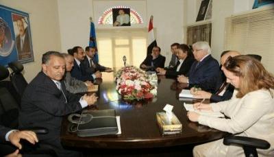 """""""مؤتمر"""" صنعاء يجدد تأكيده التحالف مع الحوثي ويطالب بتسوية سياسية لا تقصي أحد"""