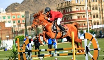 بطولة للفروسية في صنعاء رغم الحرب