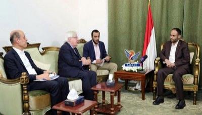 جماعة الحوثي ترفض السلام وتشترط خروج قوات التحالف العربي من اليمن