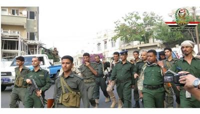 الحملة الأمنية بتعز تؤكد ضبط عدد من المطلوبين.. وتدعوا المواطنين للعودة تحت حمايتها