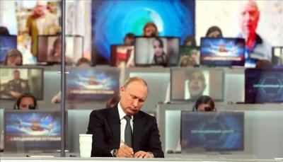 بوتين: لا نخطط لسحب قواتنا من سوريا في الوقت الحالي