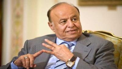 الرئيس هادي يدعو للحسم العسكري لتحرير الحديدة من الحوثيين