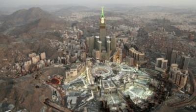 انتحار فرنسي ألقى بنفسه من على سطح المسجد الحرام في مكة