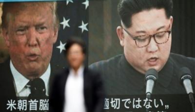 دونالد ترامب وكيم جونغ اون يصلان الى سنغافورة الاحد لعقد قمتهما التاريخية