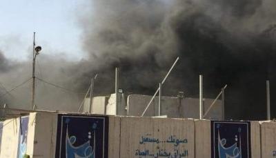 اندلاع حريق في صناديق اقتراع ببغداد قبل إعادة الفرز والعدّ يدويا