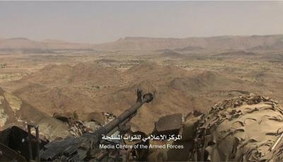 مقتل وإصابة عدد من الحوثيين في قصف مدفعي للجيش بصرواح غربي مأرب