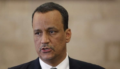 المبعوث الأممي السابق في اليمن إسماعيل ولد الشيخ وزيرا للخارجية الموريتانية