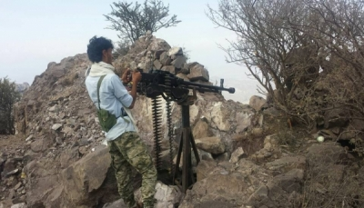 قوات الجيش تصد هجوماً للحوثيين غربي تعز